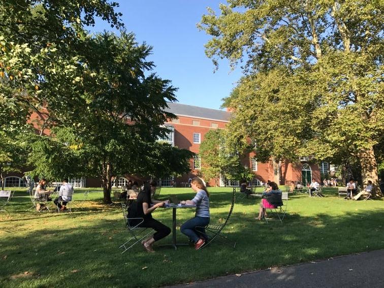 充実したキャンパスライフ、および幅広い課外活動