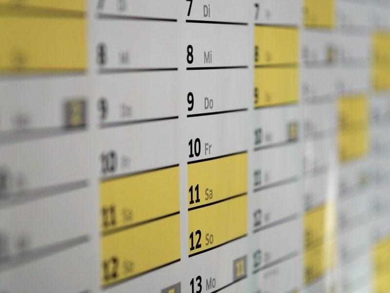 転職活動の期間はどれくらい?短期間で転職活動を終わらせるためのポイント