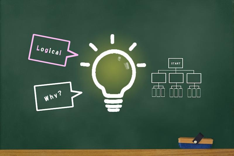 ロジカルシンキング、クリティカルシンキングの違いとは、ビジネスにおける活用法、その可能性とは